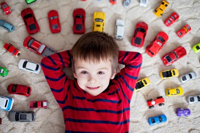아이들 장난감에는 대부분 모두 플라스틱 부품이 포함돼 있다. - GIB 제공